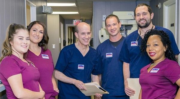 The Philadelphia Dentist team