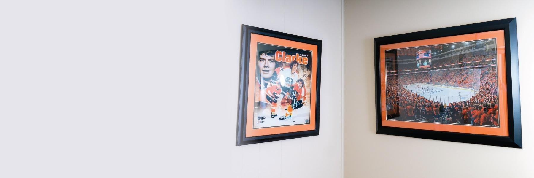 philadelphia hockey memorabilia | philadelphia cosmetic dentistry